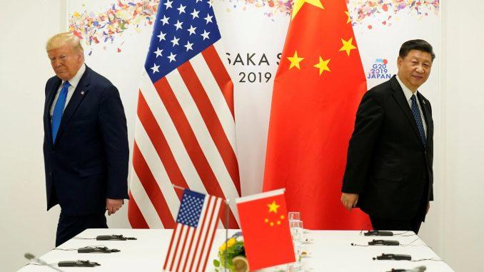 سهرۆكانی چین و ئهمریكا له لوتكهی جى 20 ـ 2019.6.29