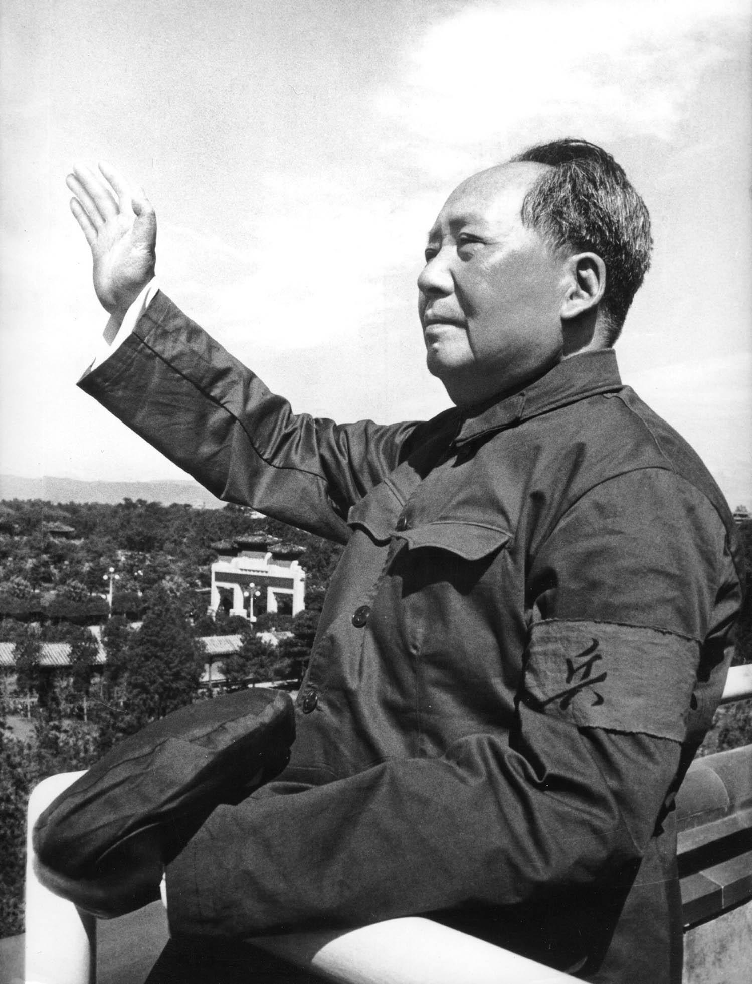 ماوتسی تۆنگ 1893 ـ 1976
