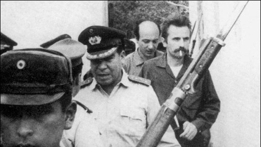 دۆبریە له بۆلیڤیا ـ 1967