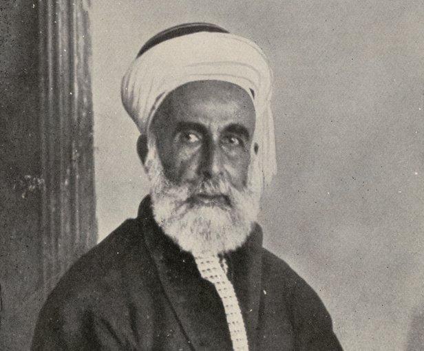 شهریفی مهككه حسێن بن عهلى هاشمى 1853 ـ 1931