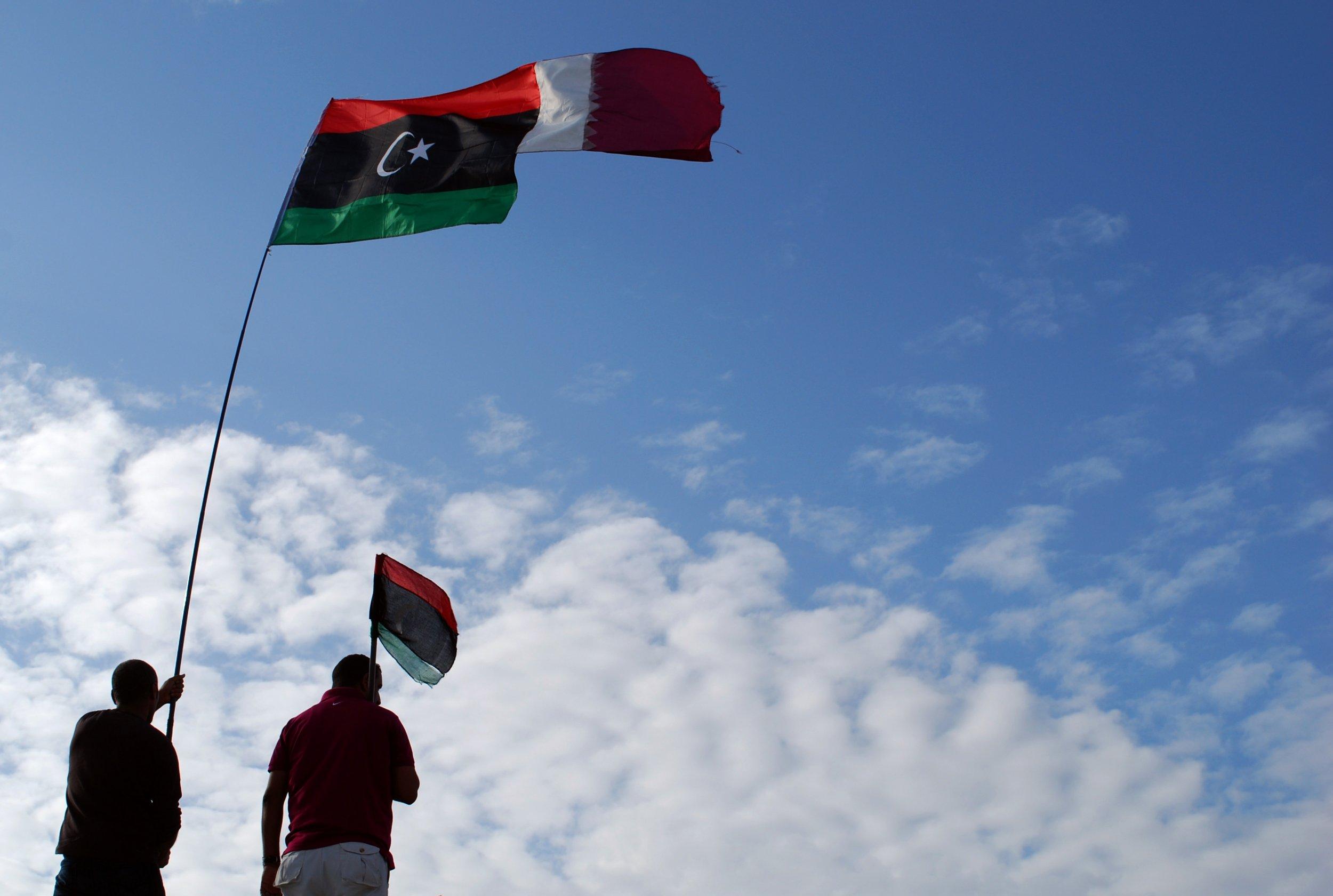سهركهوتنی  بهرهی ئیخوان له لیبیا زهبرێكی قورسه له نهیارهكانی قهتهر