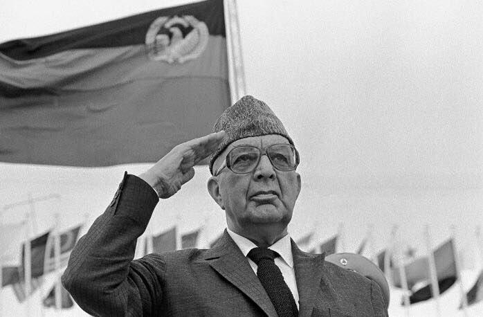 محهمهد داود خان 1909 ـ 1978