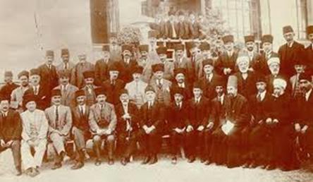 كۆبوونهوهكهی مهجلیسی مهبعوسان ـ 1920.1.28