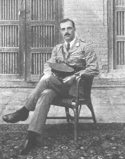 ئاڕنۆڵد ویڵسن / 1884 ئینگلتهرا ـ 1940 فهرهنسا