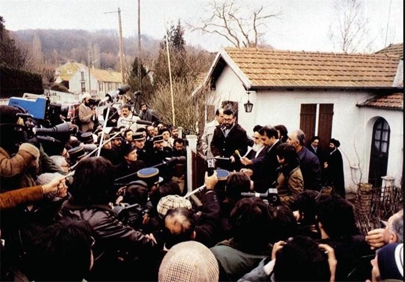 لێدوانی خومهینی لهسهر ههواڵی ڕاكردنی شا بۆ دهرهوهی ئێران ـ نۆڤل لۆشاتو ـ 1979