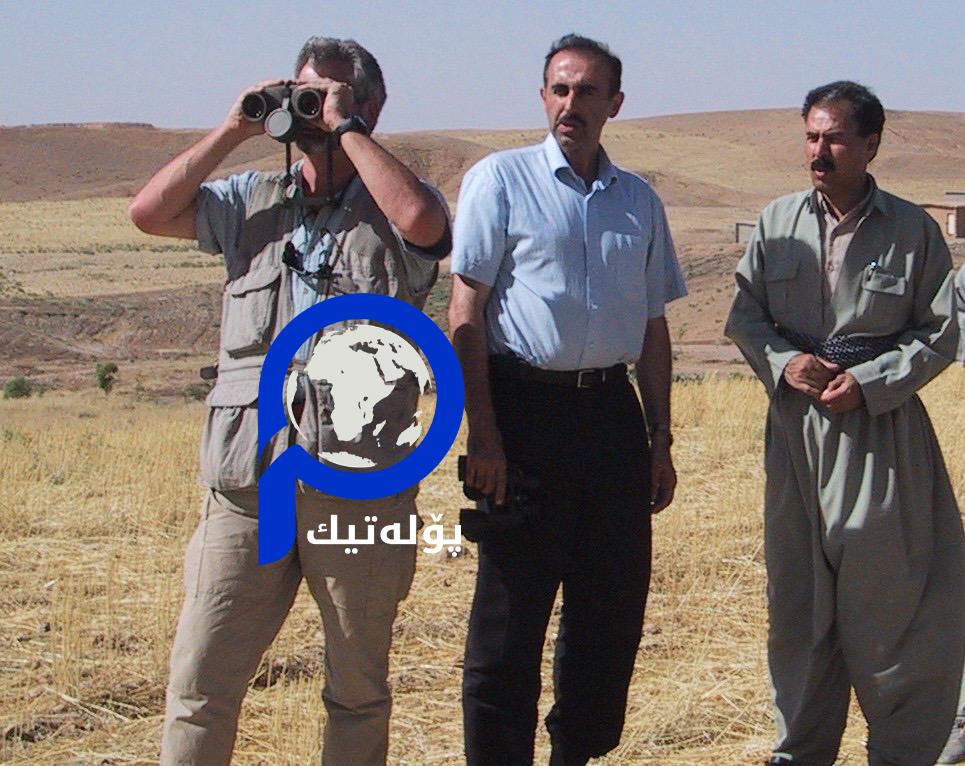 كاكهمین نهجار، عارف تهیفور، سام فهدیس ـ كۆتایی 2002