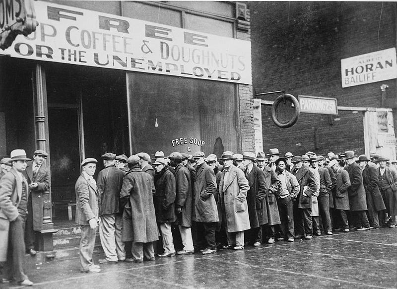 قهیرانی ئابوریی 1929 ماوهی دهیهیهك گۆرانكاریی بهدوای خۆیدا هێنا