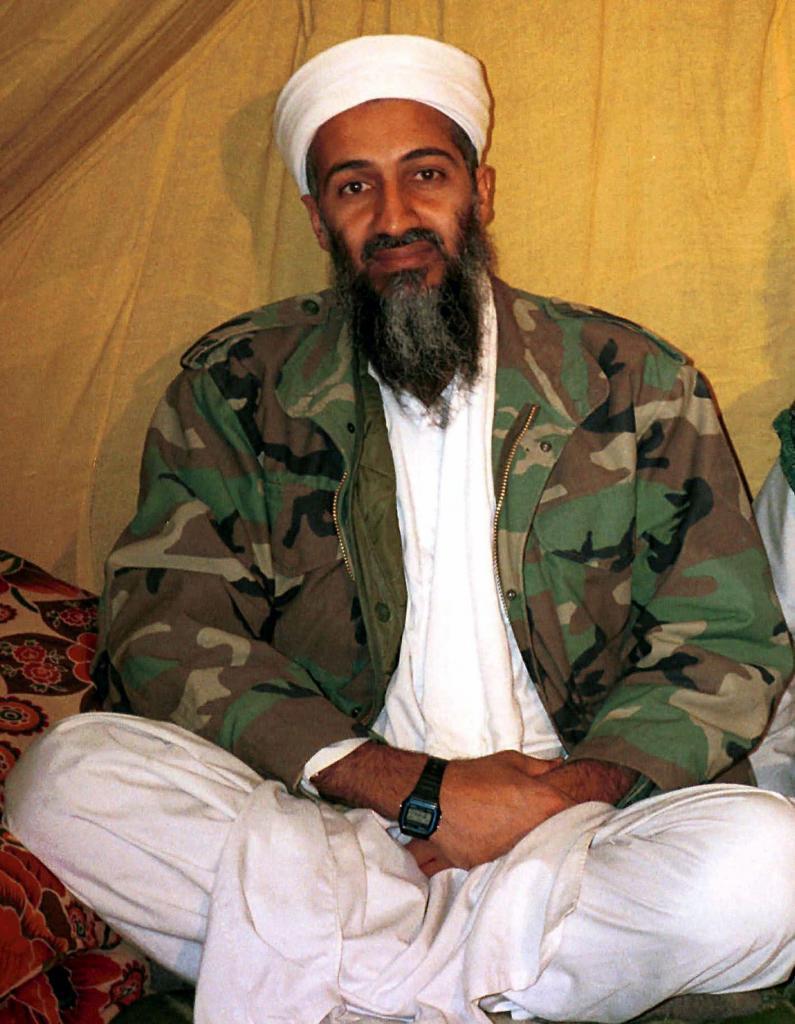 ئوسامه بن لادن