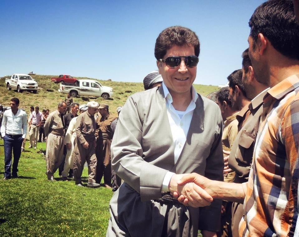 سهلام كهریم خان میری ئێستای عهشیرهتی برادۆست