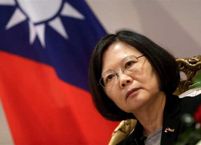 تساى ئینج وین سهرۆك وهزیرانی تایوان