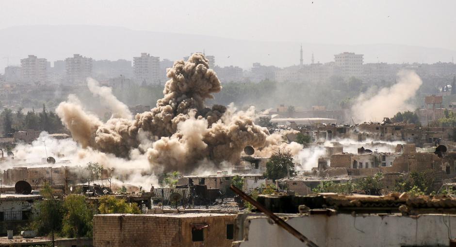 سوریا نمونهی دهستێوهردانه وێرانكارییهكانی توركیایه