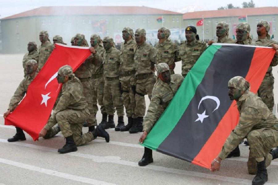 ئێستا توركیا خهریكی به سوریاكردنی لیبیایه